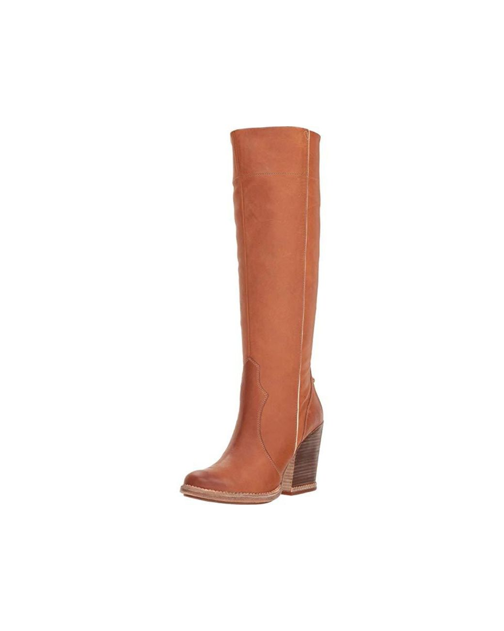 852d247cd Timberland Marge Tall Slouch Boot (tan) Zip Boots in Brown - Save 43% - Lyst