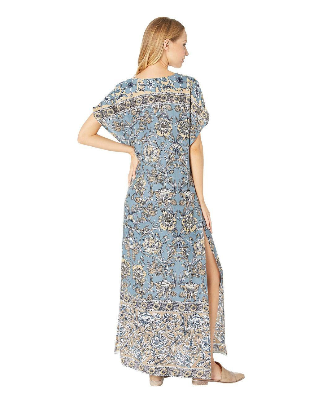 0d5619d4d36af Jen's Pirate Booty Wallflower Charam Kaftan in Blue - Lyst