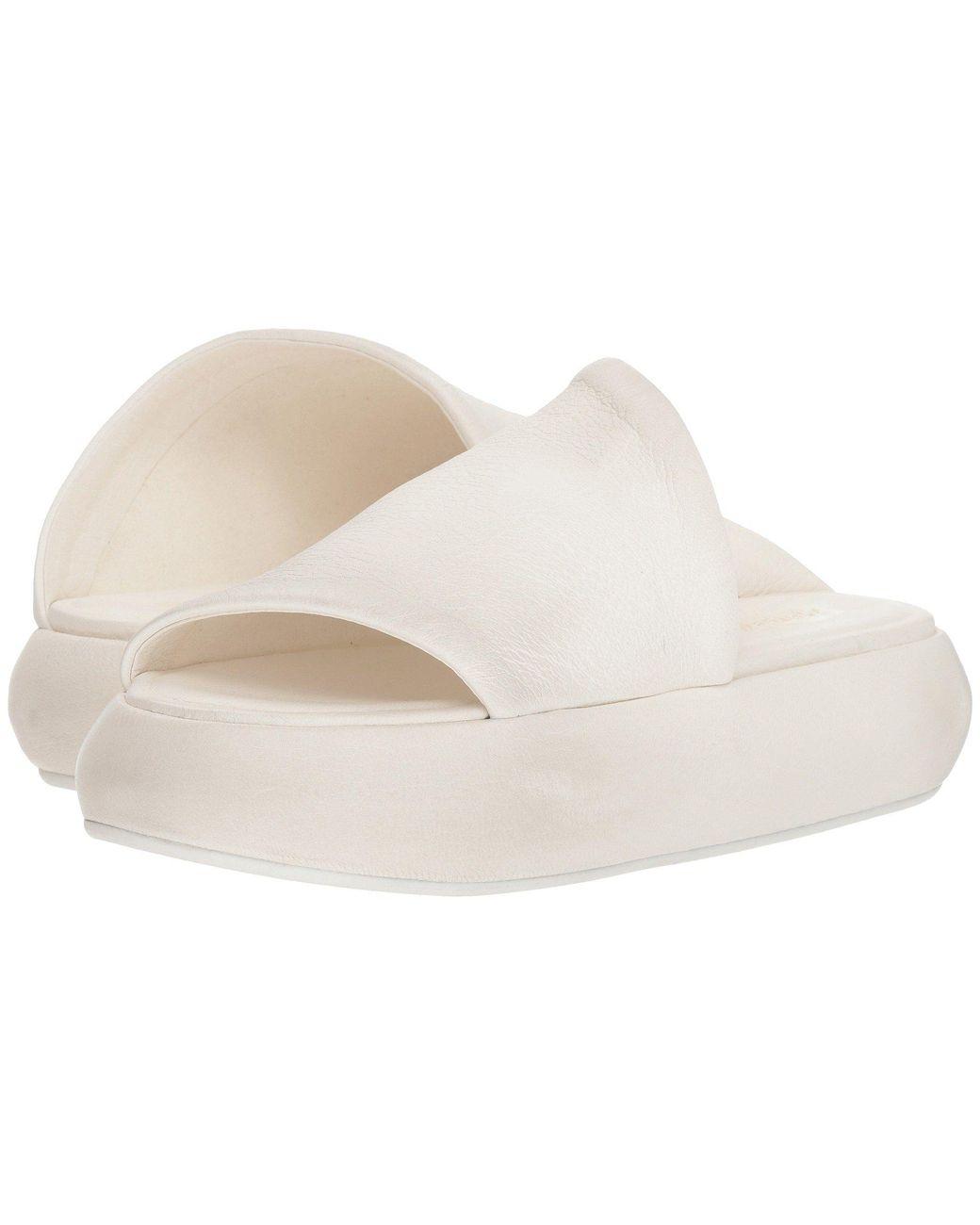 3aca4483143 Lyst - Marsèll Platform Sandal in White - Save 55%