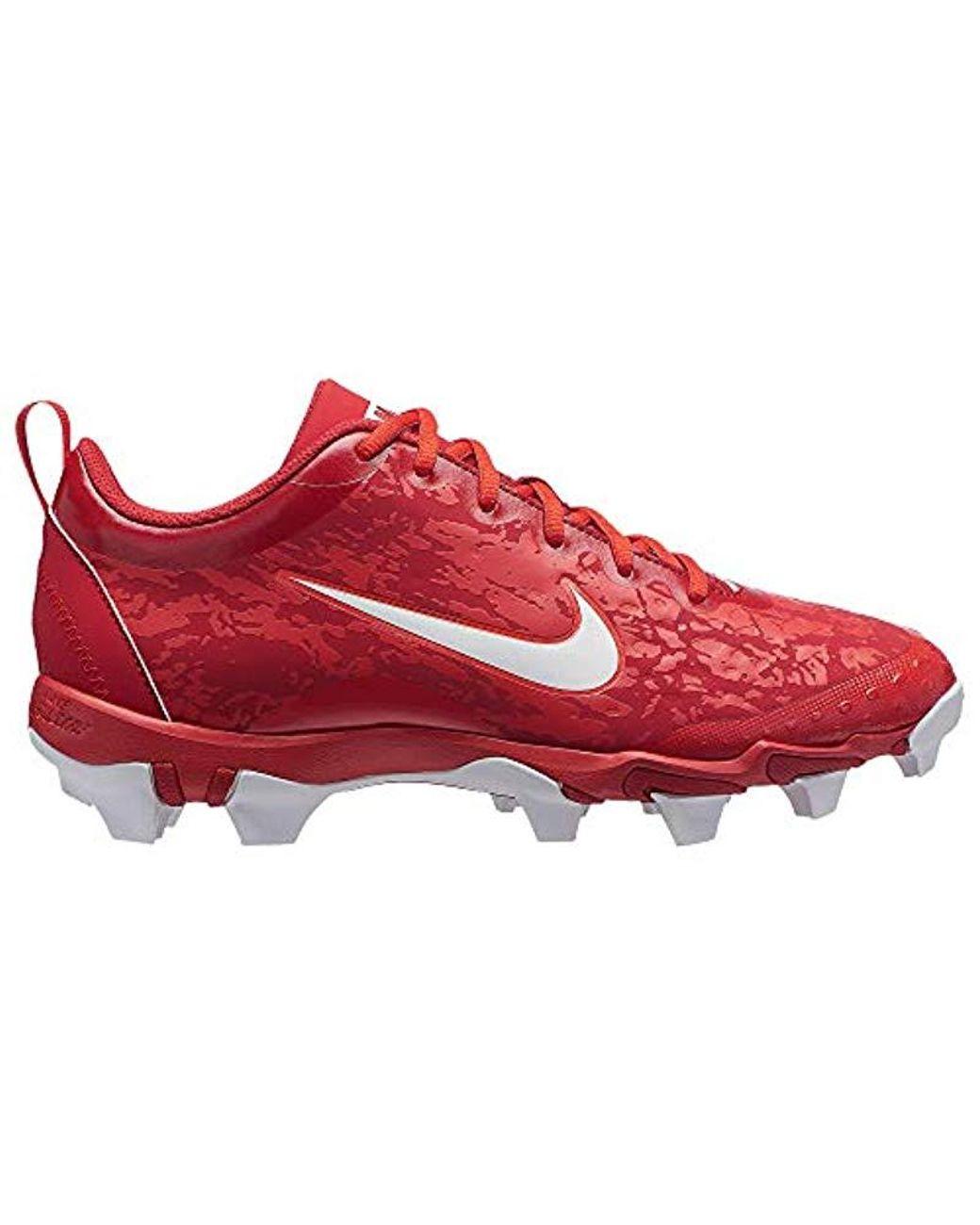 2480fdff8 Lyst - Nike Hyperdiamond 2.5 Keystone Baseball Shoe in Red for Men