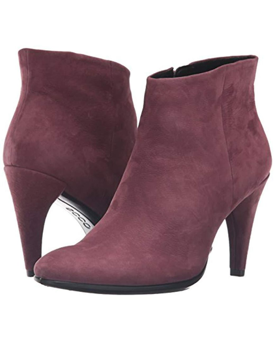 94f1066dfeaa2 Ecco Shape 75 Sleek Ankle Boot in Purple - Save 50% - Lyst