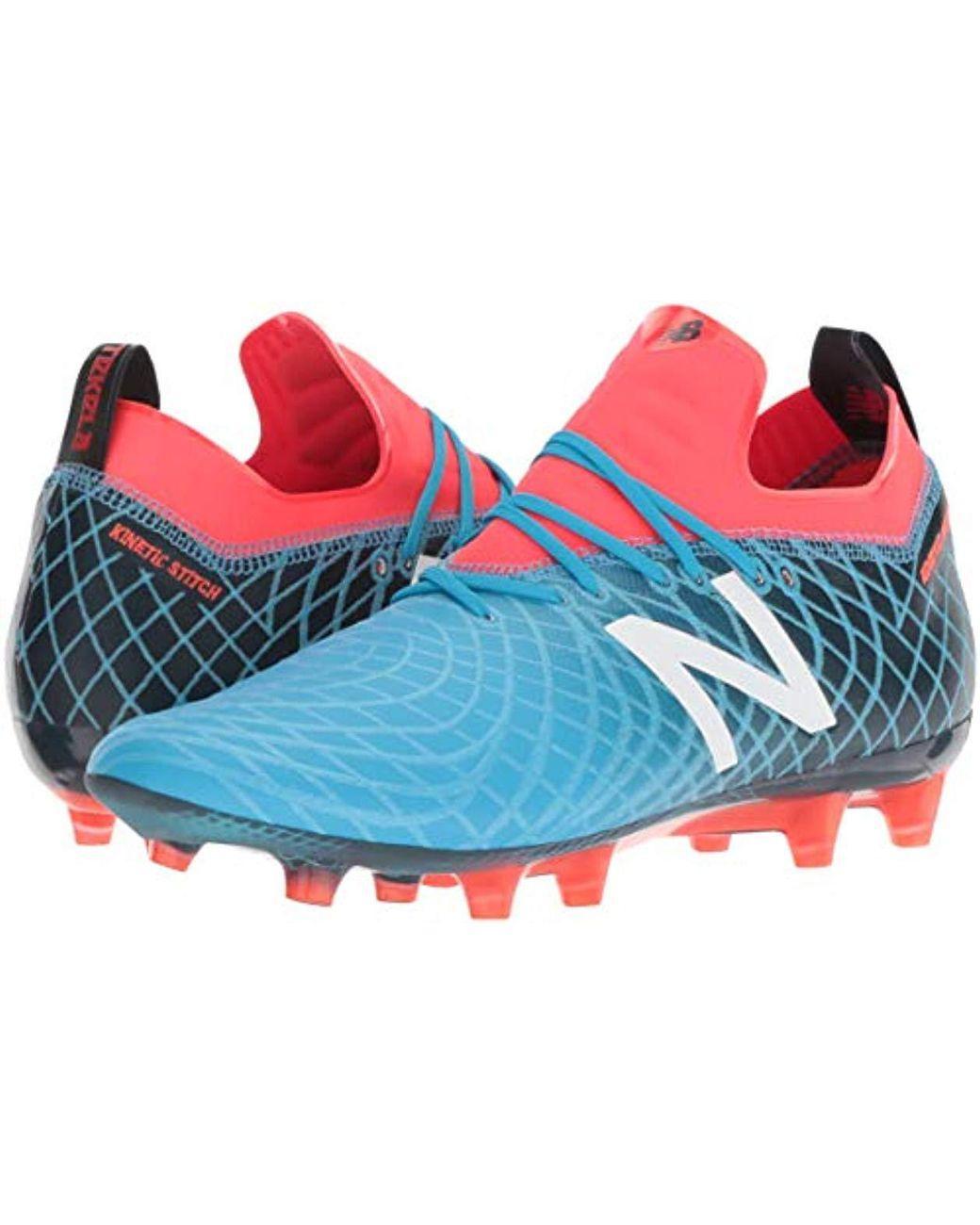 on sale 1eac9 8b067 New Balance Tpf V1 Soccer Shoe in Blue for Men - Save 1% - Lyst
