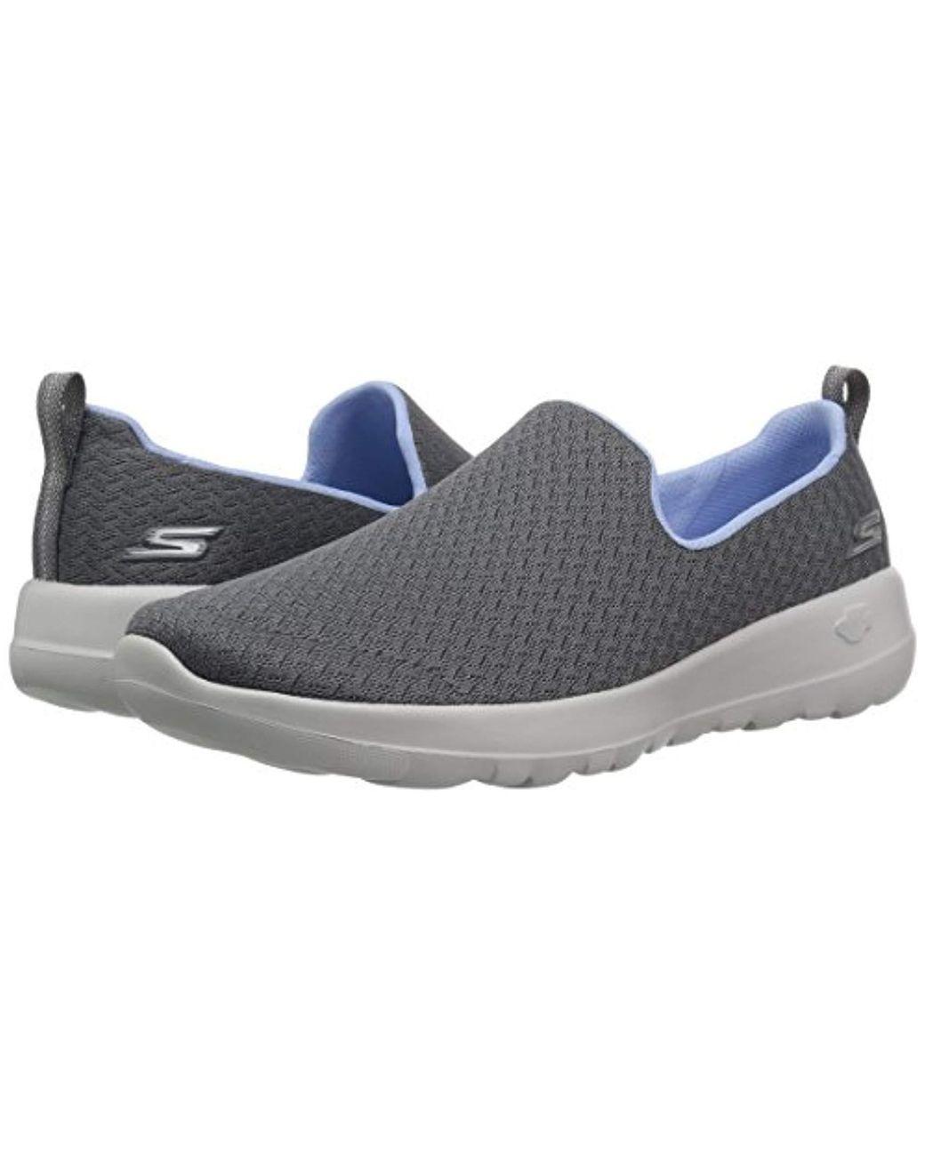 promo code eb271 32097 Lyst - Skechers Go Walk Joy-rejoice Sneaker in Gray