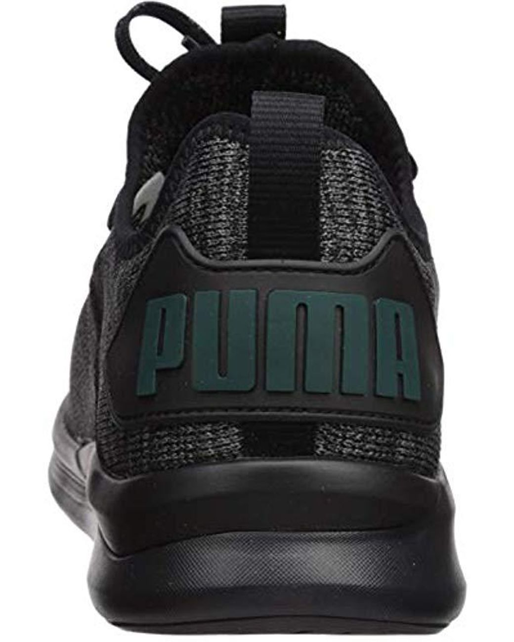 size 40 b3c23 ea6ca PUMA Ignite Flash Evoknit Sneaker in Black for Men - Lyst
