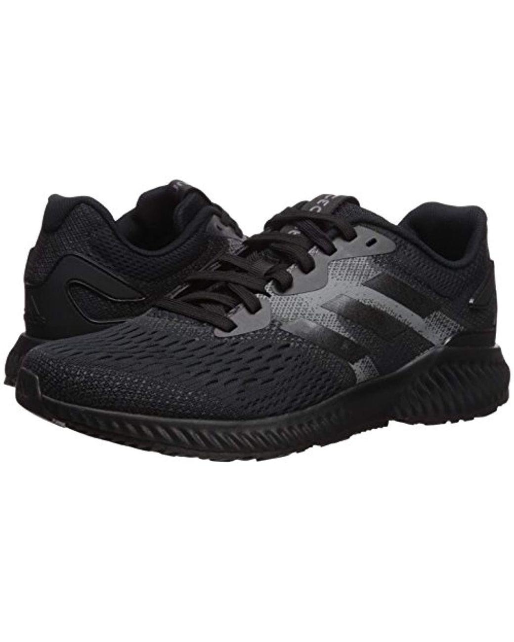 sports shoes b4355 34191 Men's Black Aerobounce M Running Shoe