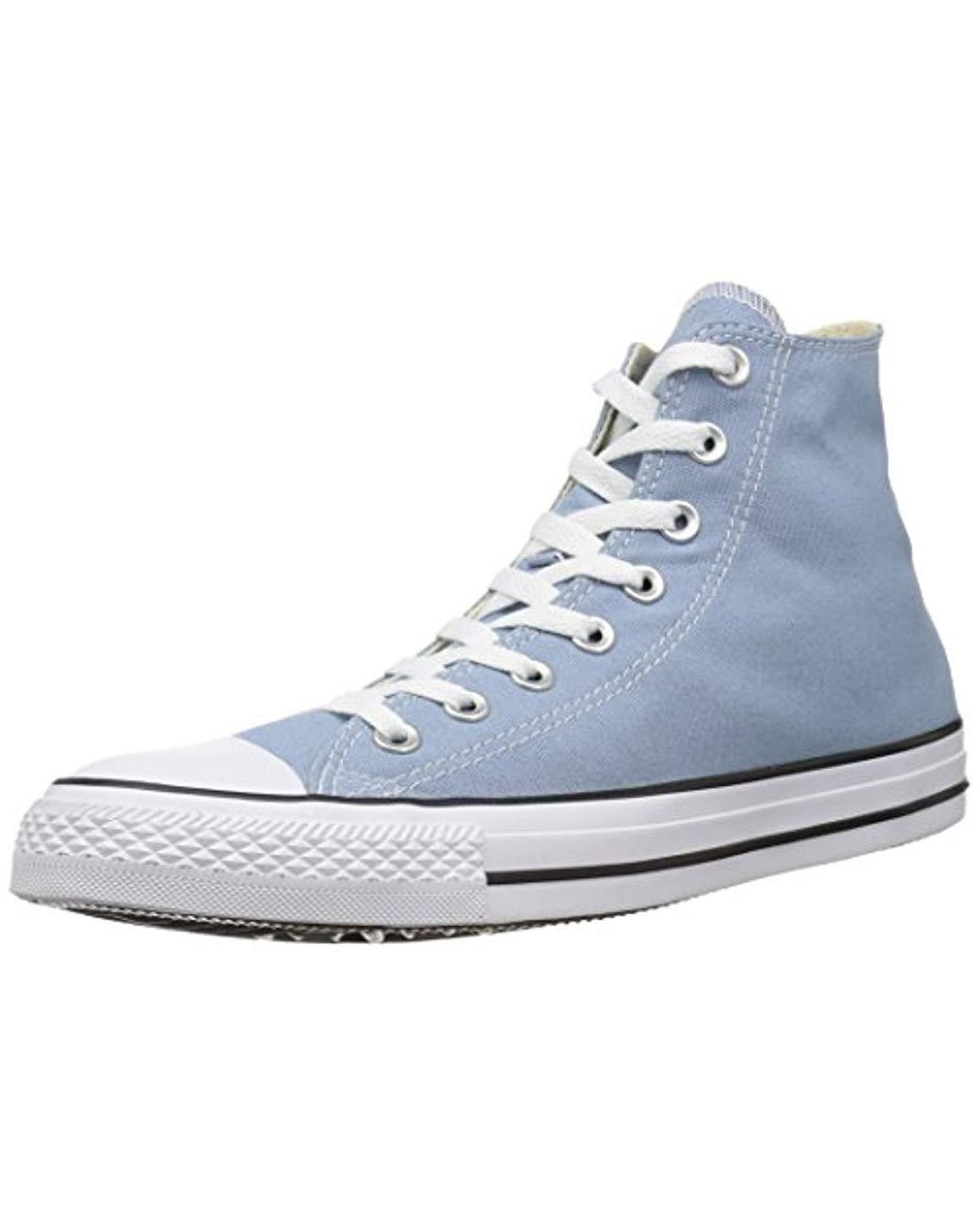 5fa674709749 Lyst - Converse Unisex Chuck Taylor As Specialty Hi Lace-up in Blue ...