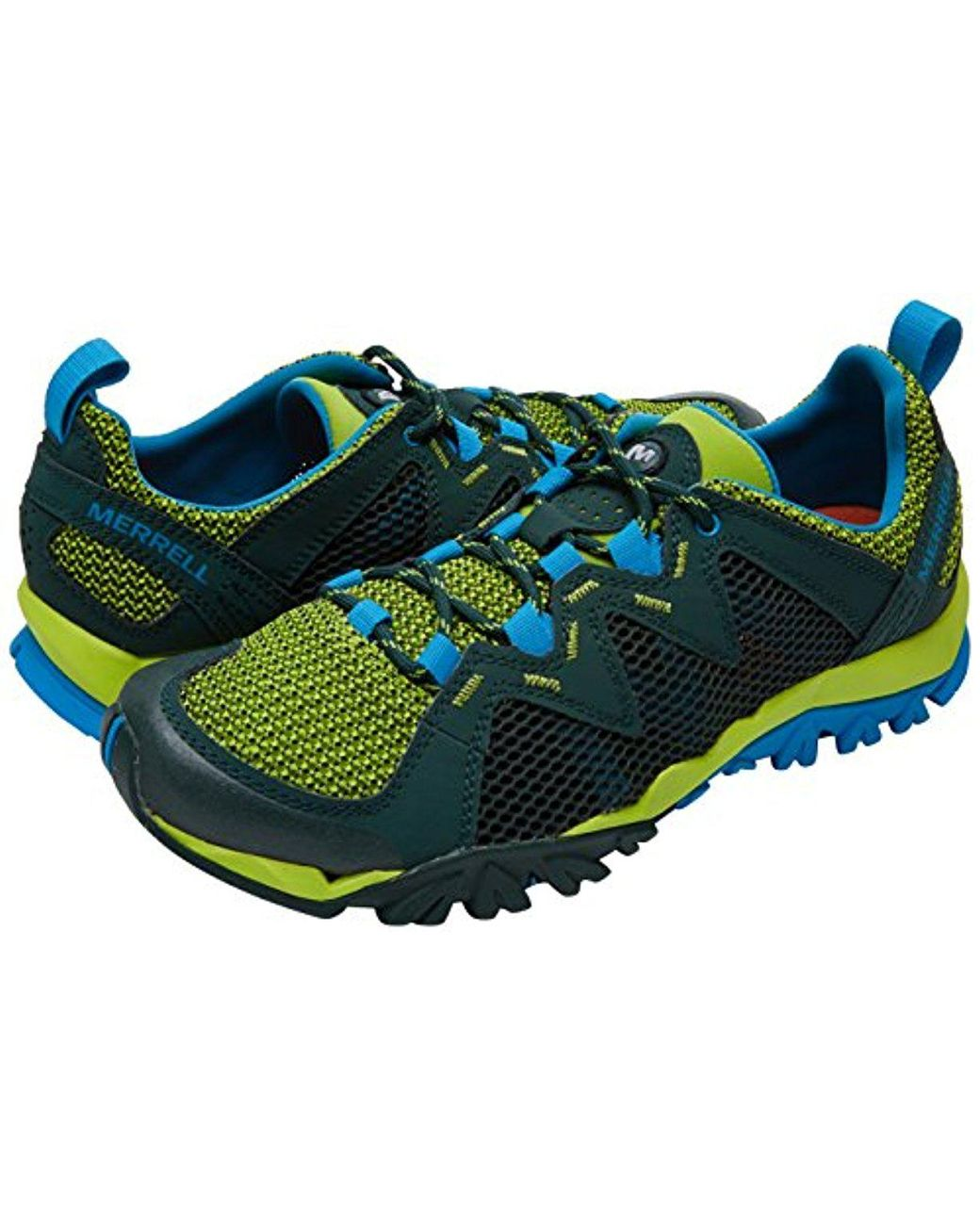 caf284c7e153 Lyst - Merrell   s Tetrex Rapid Crest Water Shoes in Green for Men