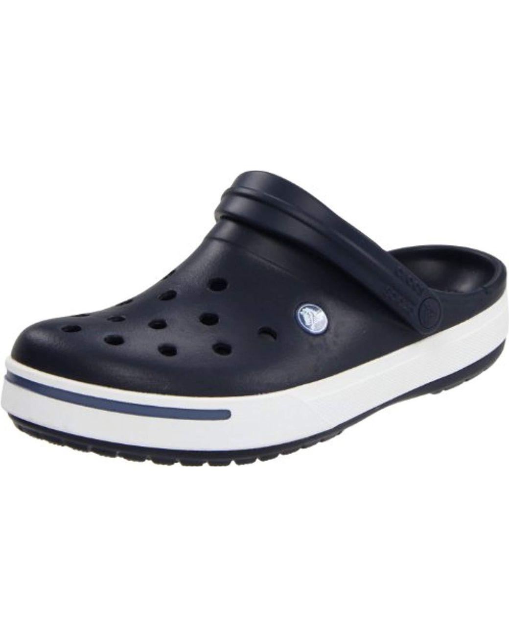 cafd79b3d81c Crocs™. Blue Crocband Ii
