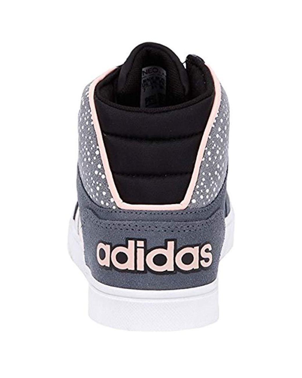 adidas Neo Hoops Vulc Daily Twist Mid Trainers Hi Top Vl Gym