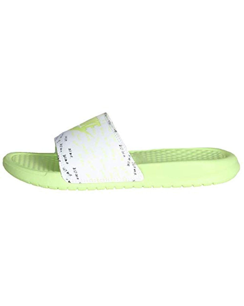 Wmns Jdi Print Liht Nike Benassi Bone 61 OZkXPiu