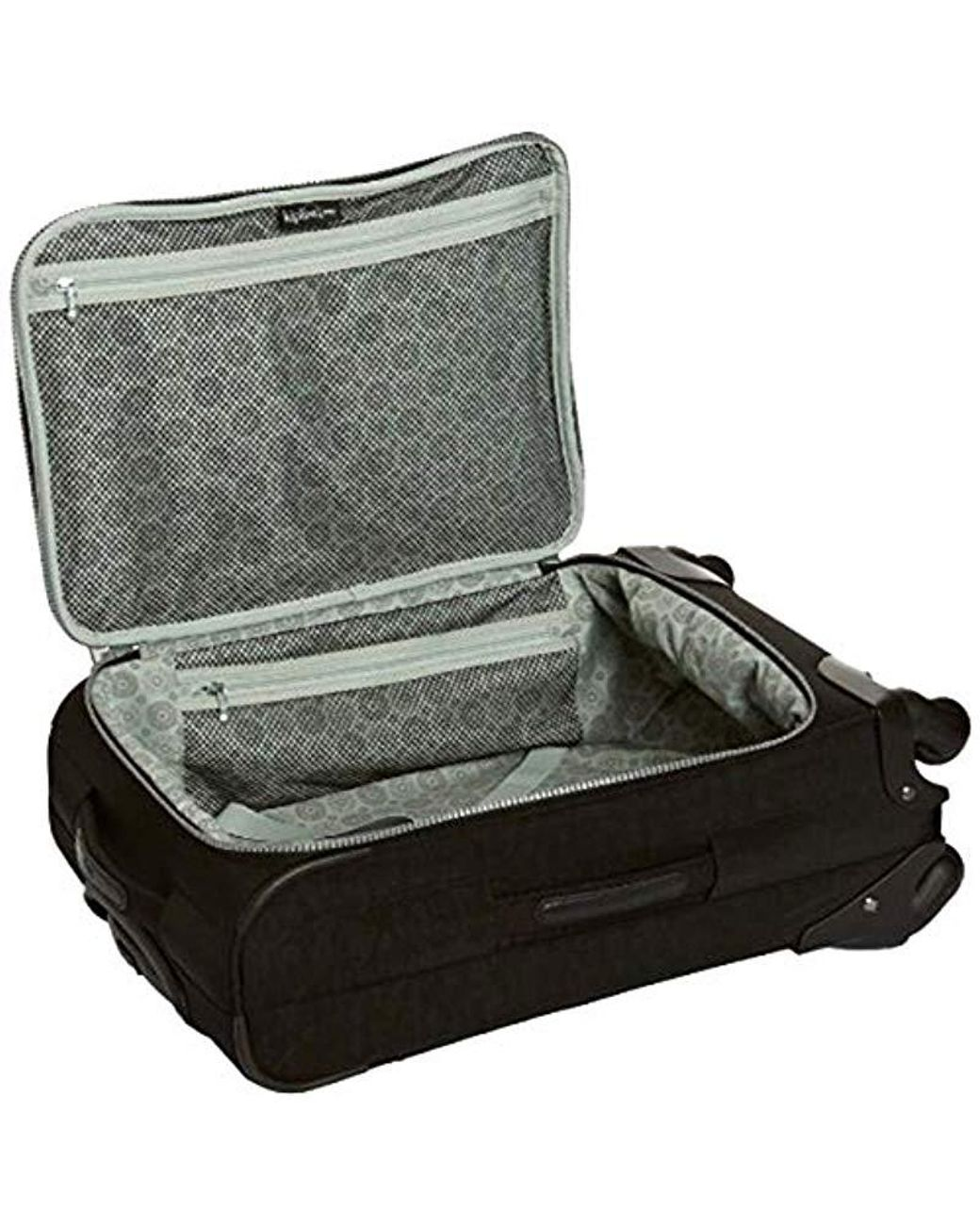 aab01e9947d Kipling Youri Spin 55 Dazz Black Small Wheeled Luggage in Black - Lyst