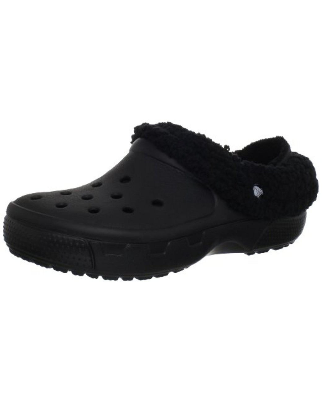9abaee10f Lyst - Crocs™ Unisex Mammoth Evo Lined Clog in Black
