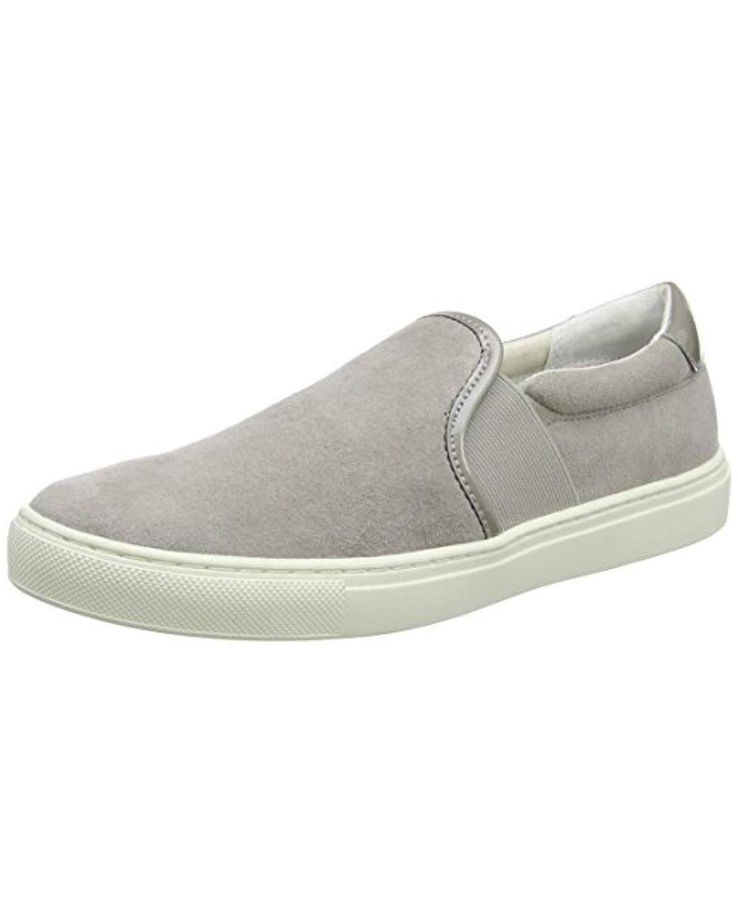 69cfaa7f77 Geox D Trysure B Low-top Sneakers in Gray - Lyst