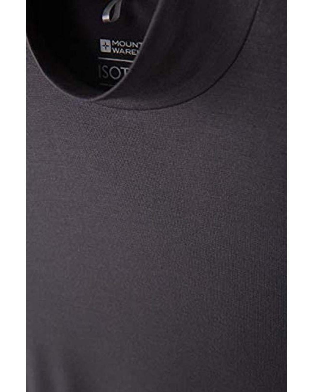 EX Mountain Warehouse Rebecca Long Sleeve Scoop Neck T-shirt