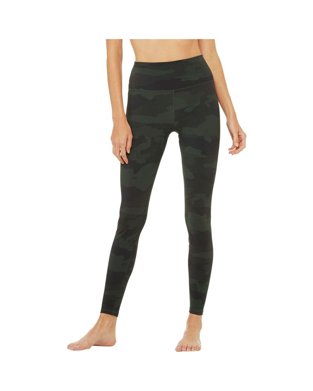 f6215c4a0dabed Alo Yoga High-waist Vapor Legging in Black - Save 6% - Lyst