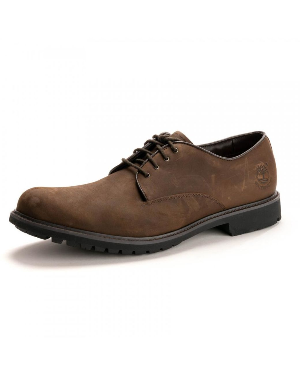 495dedd720b21 Timberland Earthkeepers Stormbuck Plain Toe Mens Oxford in Brown for ...