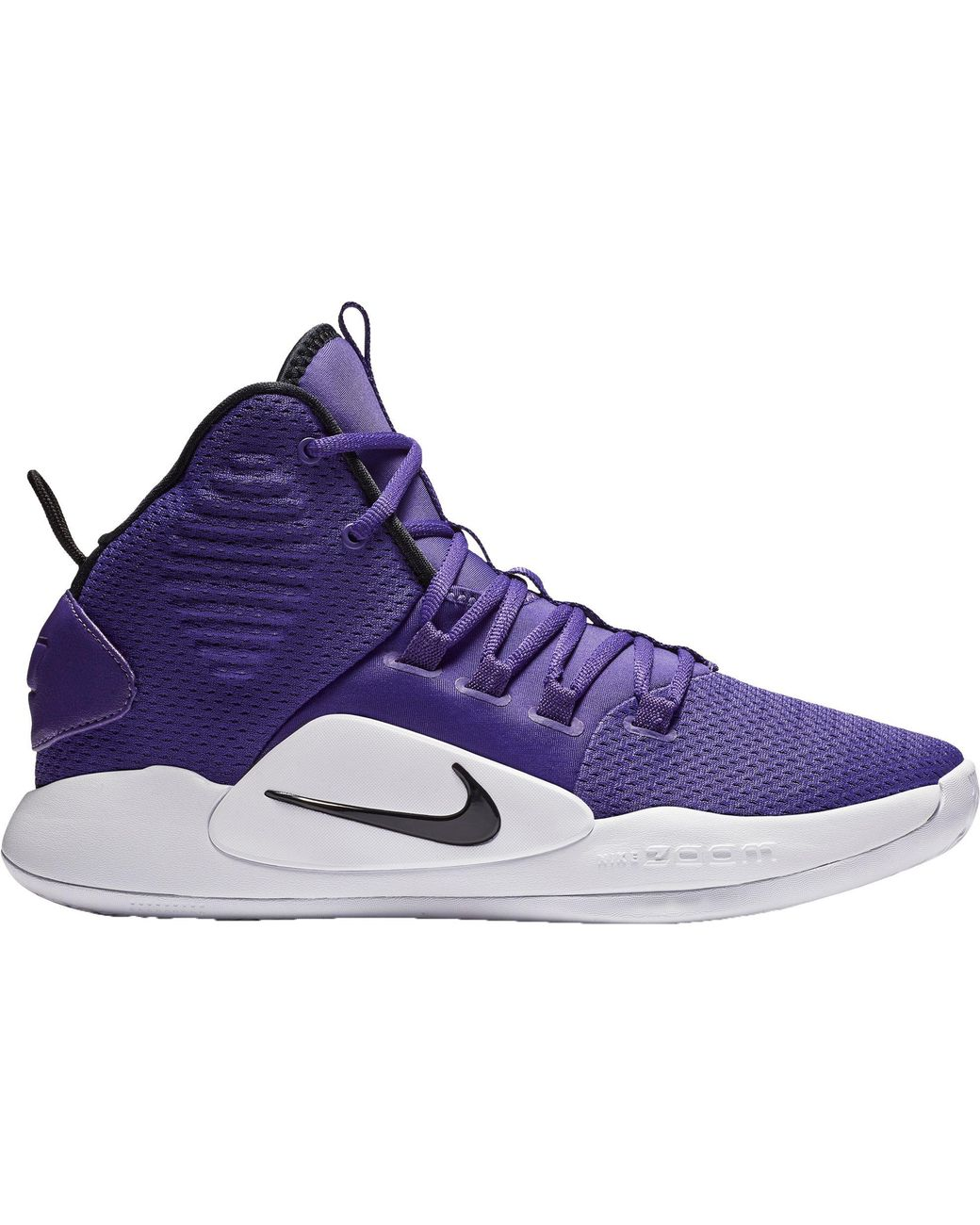 3910bc1d0161 Nike Hyperdunk X Mid Tb Basketball Shoes in Purple for Men - Lyst