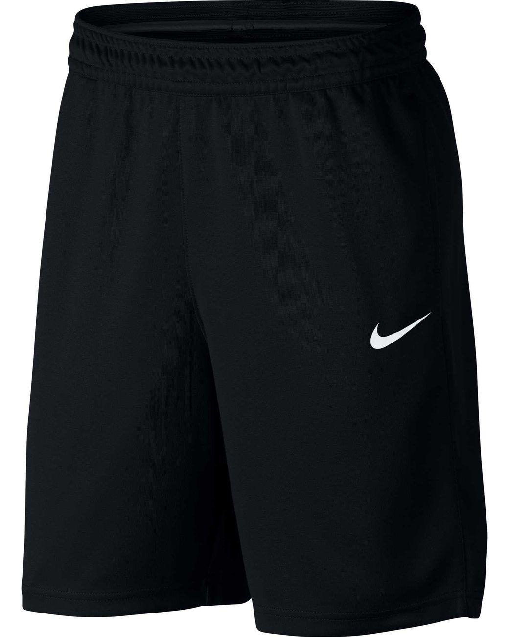 154e42bbff7f Lyst - Nike Spotlight Basketball Shorts in Black for Men
