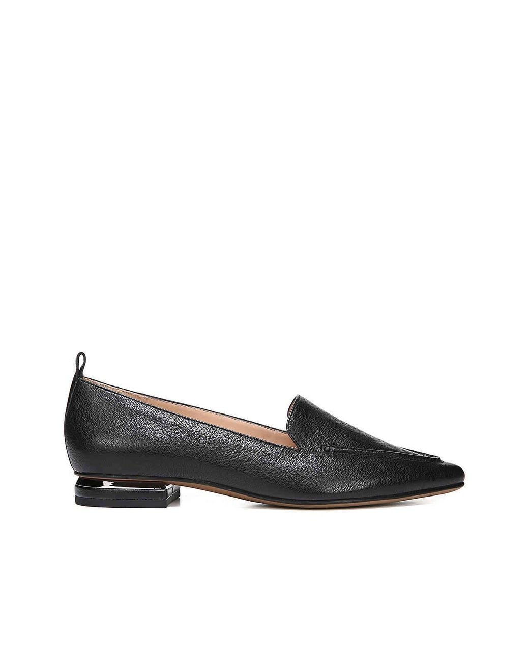 a4b49914a51 Lyst - Franco Sarto Susie Loafer in Black