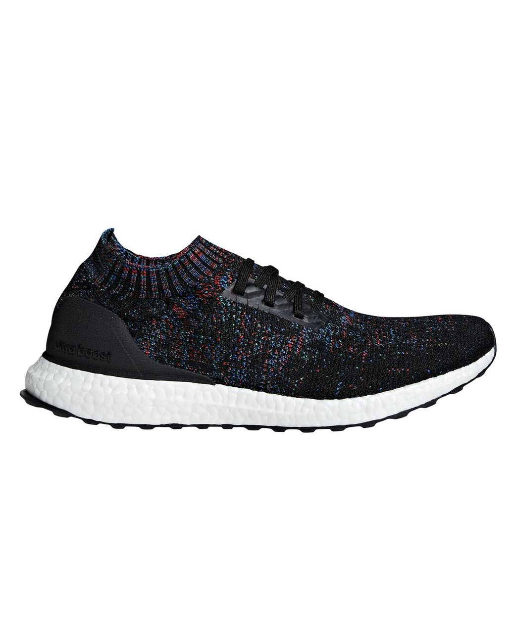 34550e95b1270 adidas Ultraboost Uncaged Casual Trainers in Black for Men - Lyst