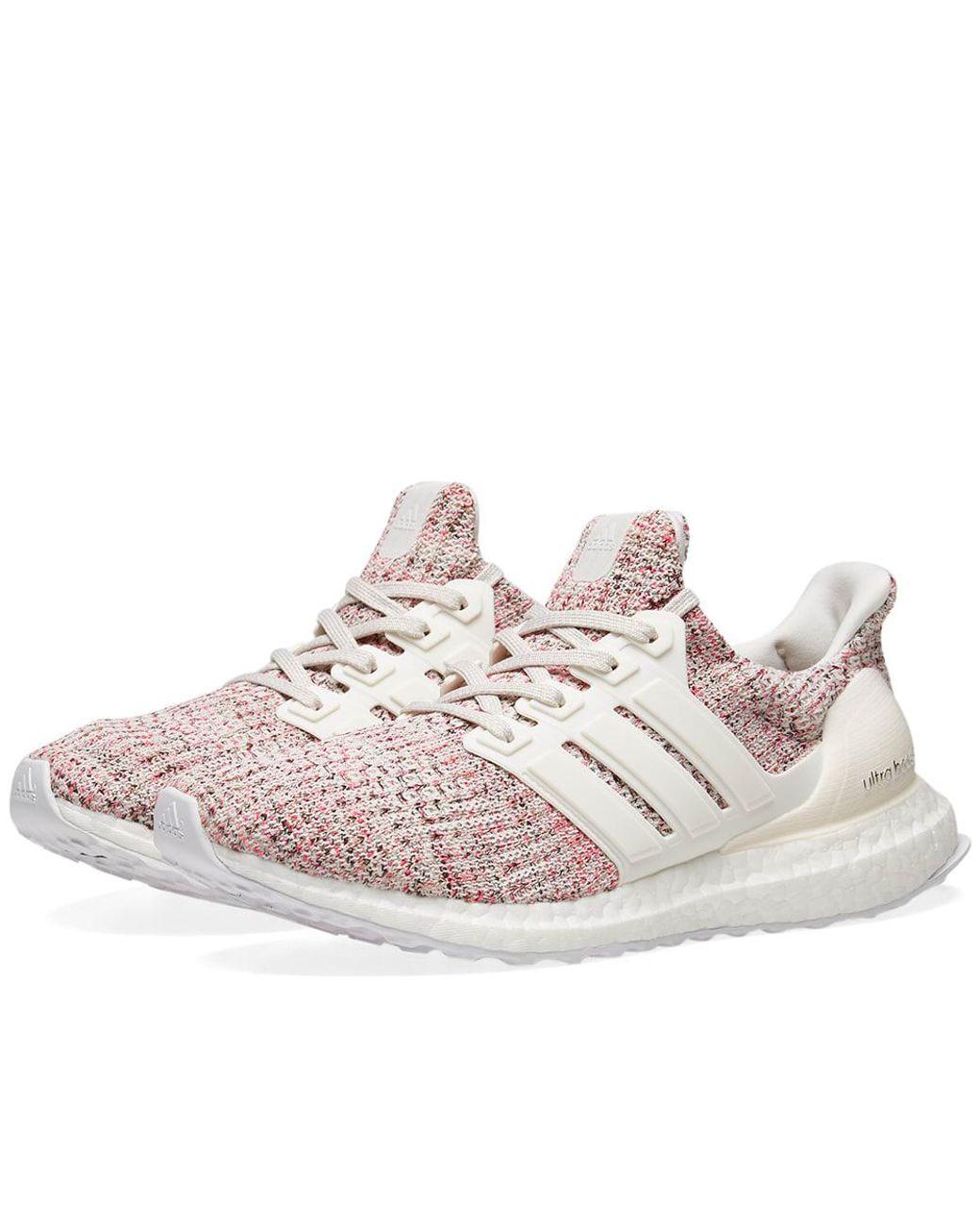 1235815afc6 adidas Ultra Boost W in Pink - Lyst