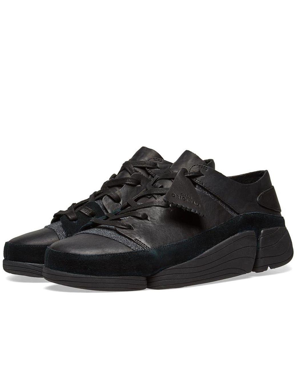 Details zu Clarks Originals Women's Trigenic Flex Shoes Fudge Nubuck Size UK 3D