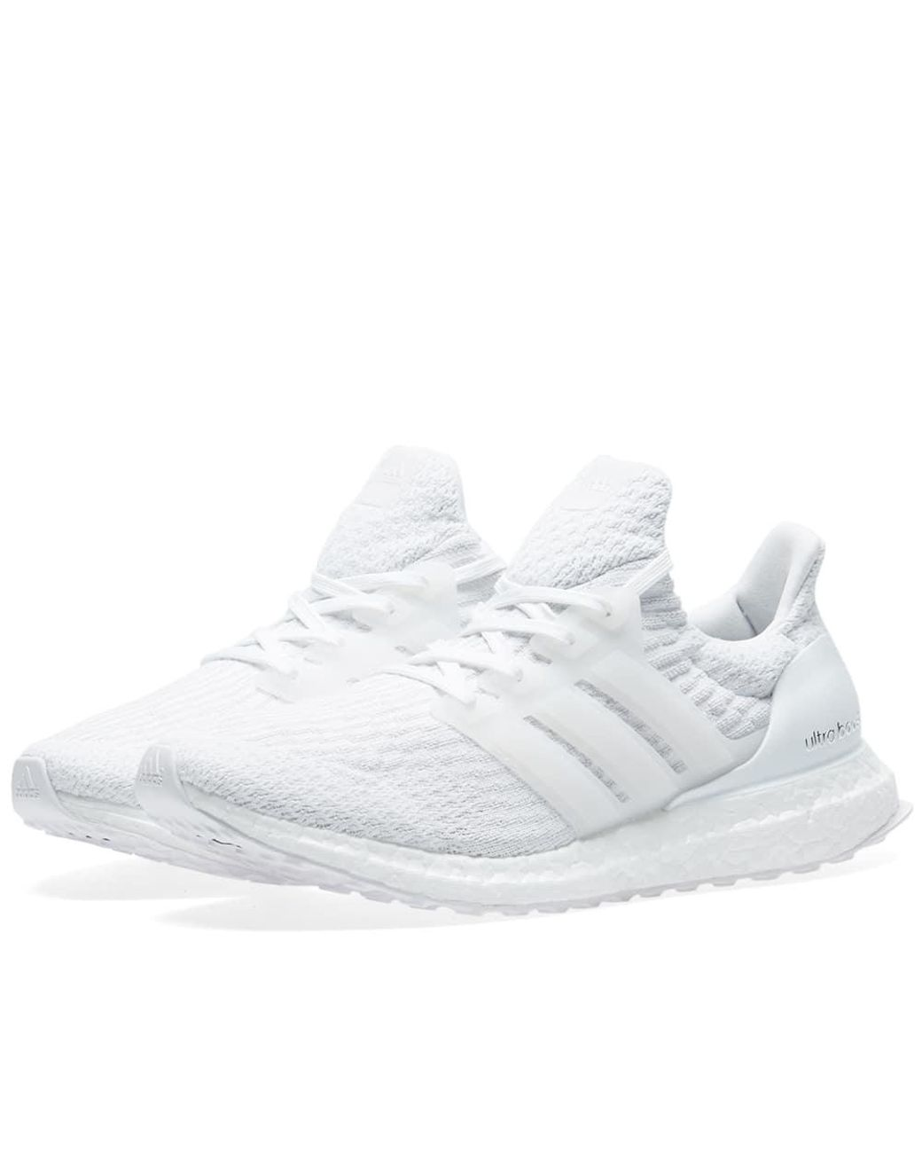 012999f3836 adidas Ultra Boost 3.0 in White for Men - Lyst