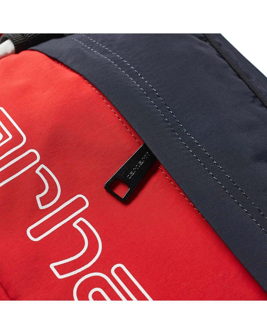 6d375951edb210 Carhartt WIP Carhartt Terrace Hip Bag in Red for Men - Lyst