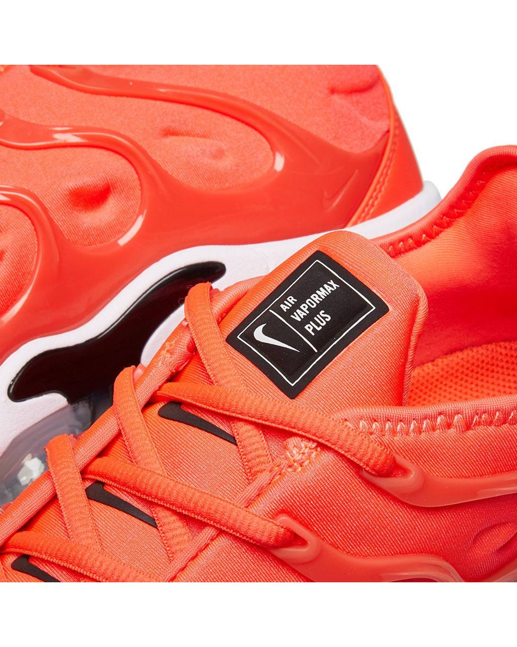 cc55e17ee32 Nike Air Vapormax Plus in Red for Men - Save 40% - Lyst