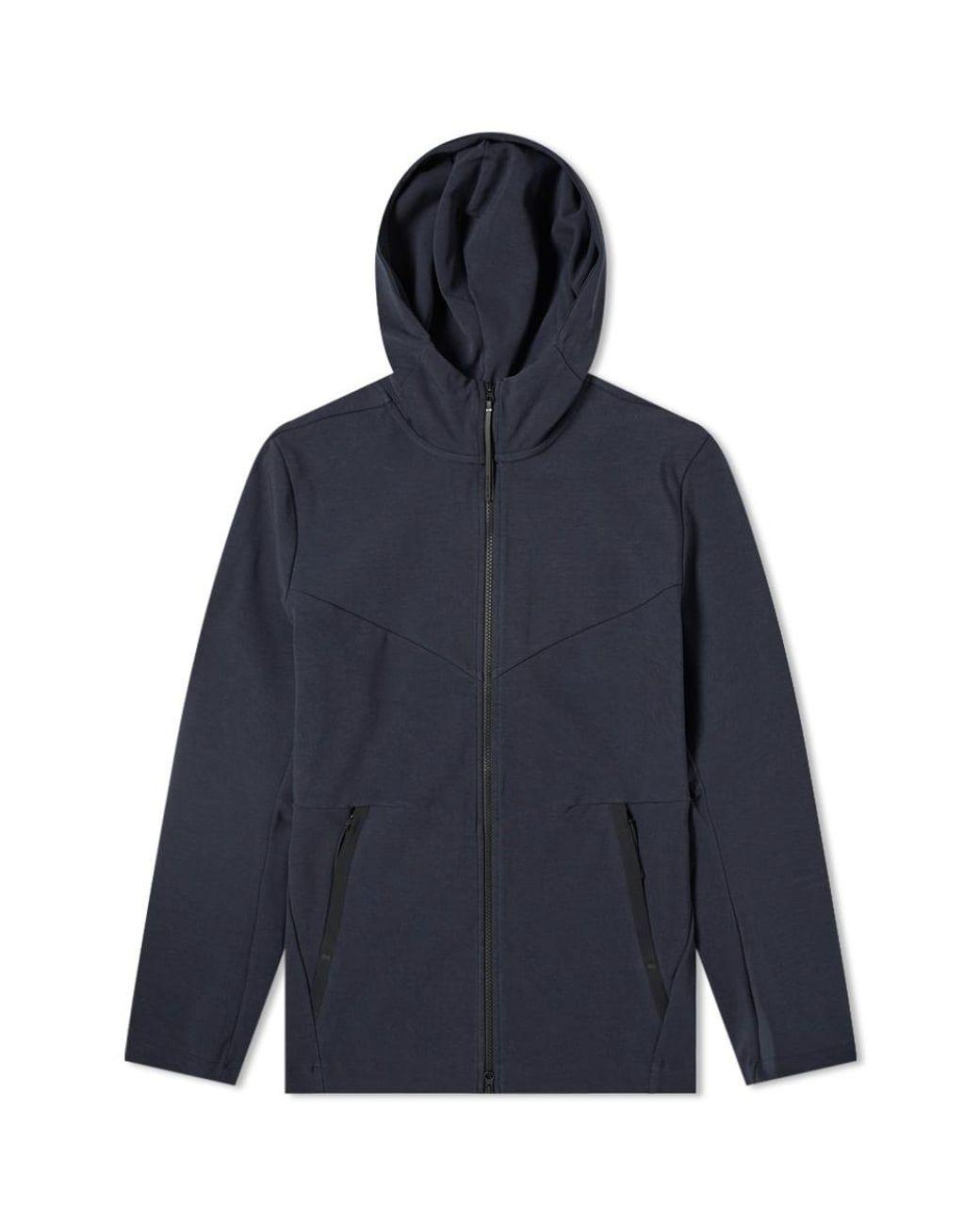 0d84b4957 Nike Tech Pack Full Zip Hoody in Blue for Men - Lyst