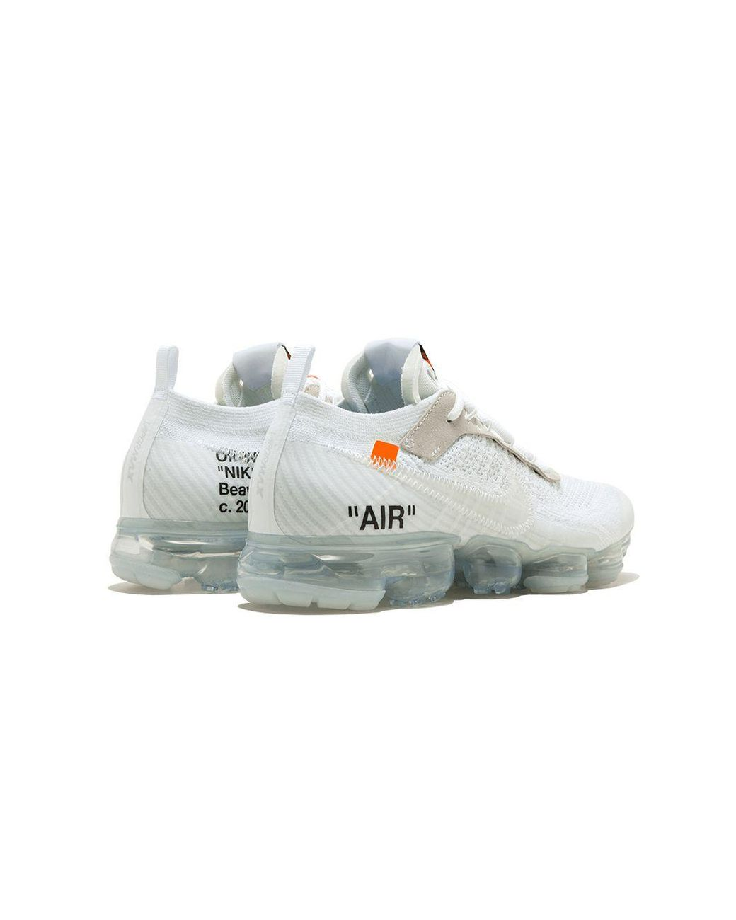 e0c06aff83482 Lyst - Nike X Off-white The 10   Air Vapormax Flyknit Sneakers in White for  Men