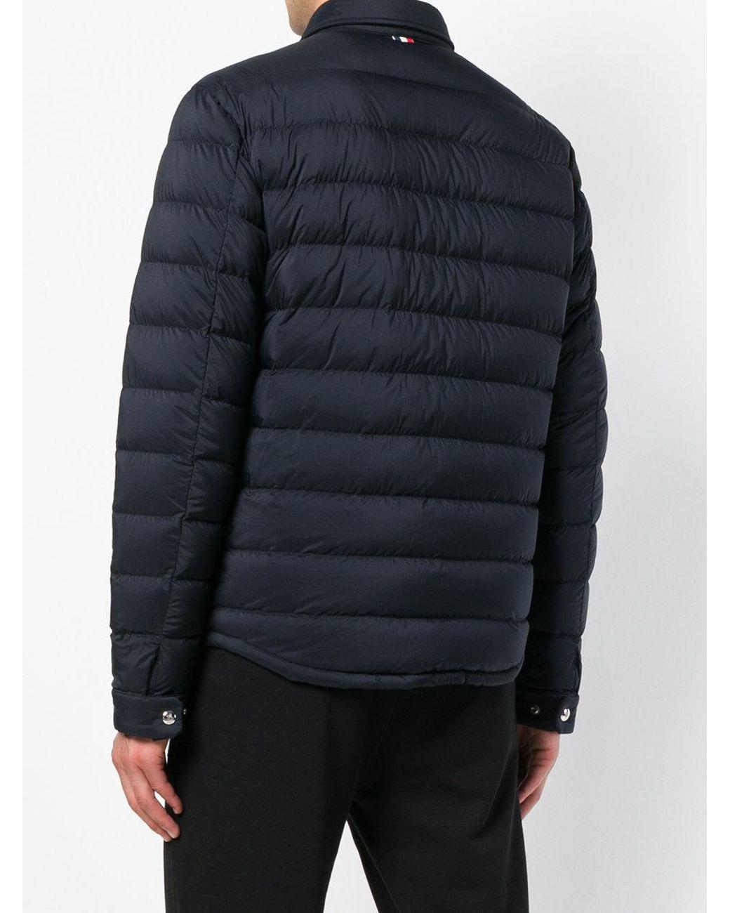 8bdac72c4 Moncler Caph Giubbotto Jacket in Blue for Men - Save 13% - Lyst