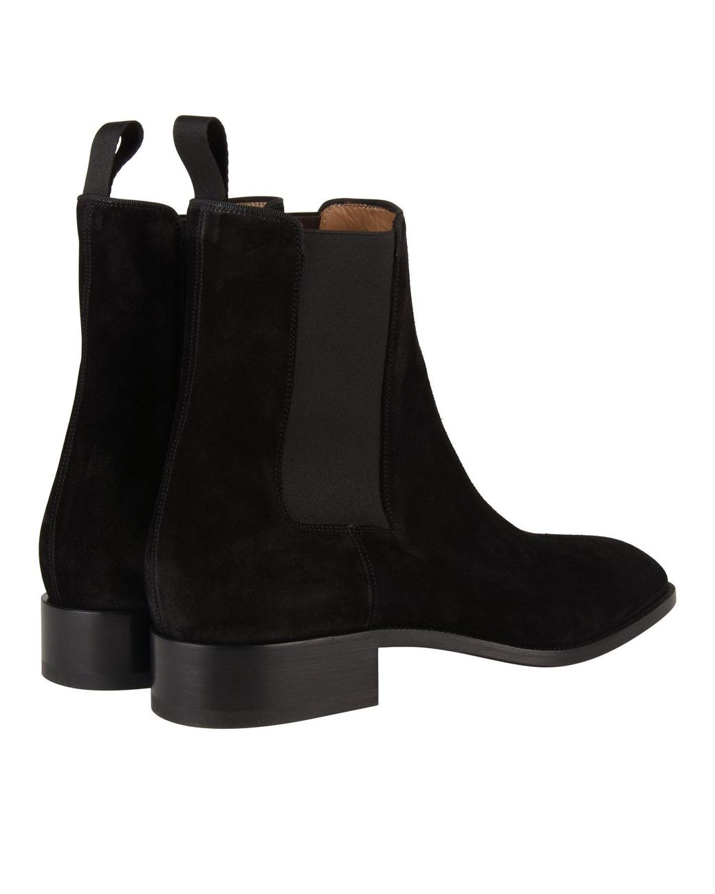 d515cfb6cb65 Lyst - Christian Louboutin Samson Chelsea Boot in Black for Men - Save 14%