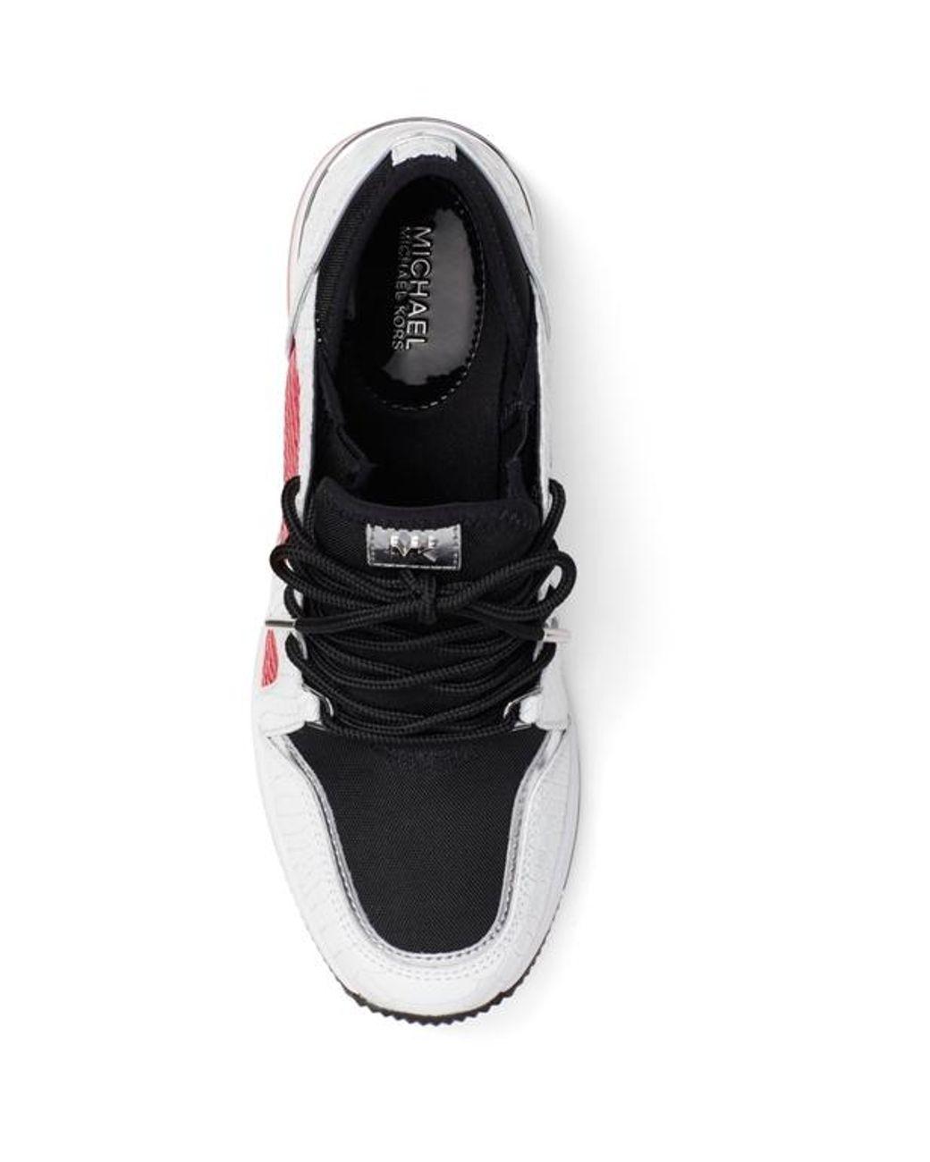 Liv Chaussur Michael Femme Kors Sneaker 7g6bfy