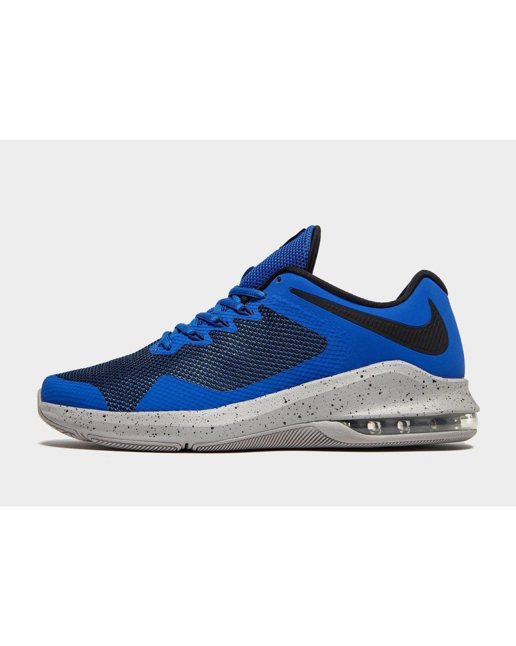 new product c60ad 677e8 Nike Air Max Alpha Trainer in Blue for Men - Lyst