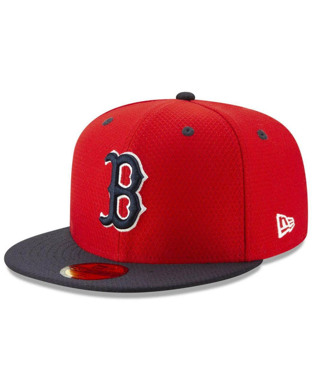 best sneakers 0686f d8cac KTZ. Men s Boston Red Sox Batting Practice 59fifty-fitted Cap