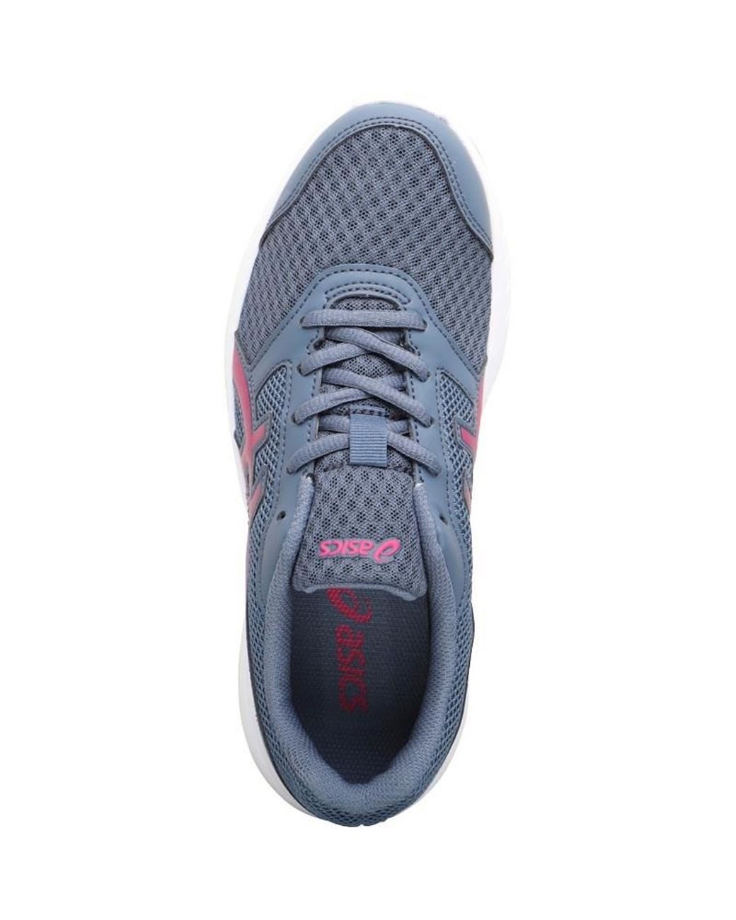 fbe74366aaf51 Asics Stormer 2 Neutral Running Shoes Smoke Blue/fuchsia Purple/indigo -  Lyst
