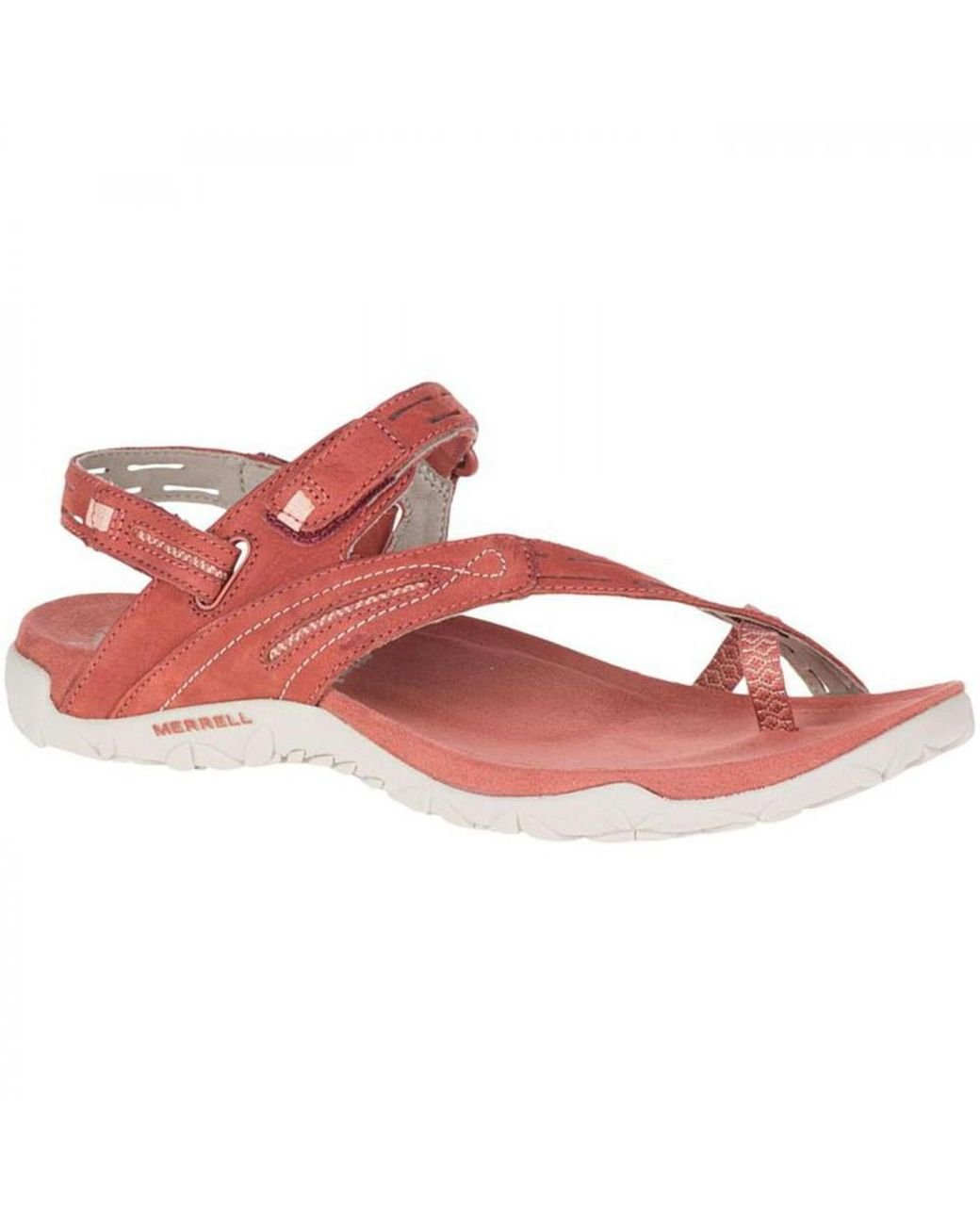 285893f7c708 Long-Touch to Zoom. Long-Touch to Zoom. 1  2  3  4  5  6  7  8. Merrell -  Multicolor Terran Convertible Ii Adjustable Walking Sandals - Lyst ...