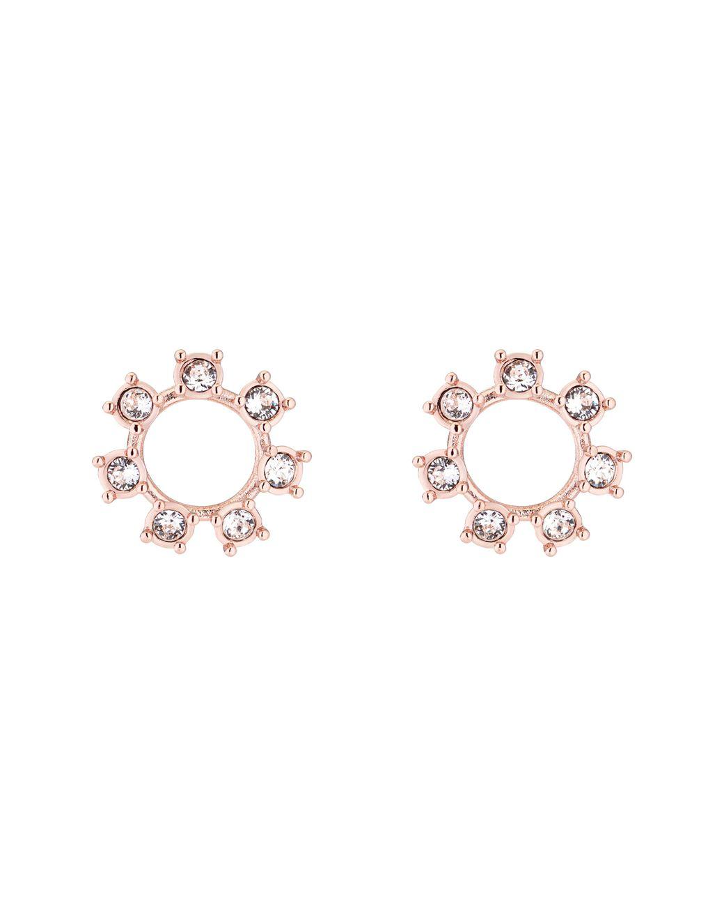 9f75c46bf Lyst - Ted Baker Ciela Crystal Clockwork Stud Earrings (nordstrom ...