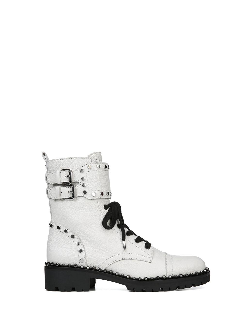 102b55a4c153 Lyst - Sam Edelman Jennifer Boot Black Leather in Black - Save 46%