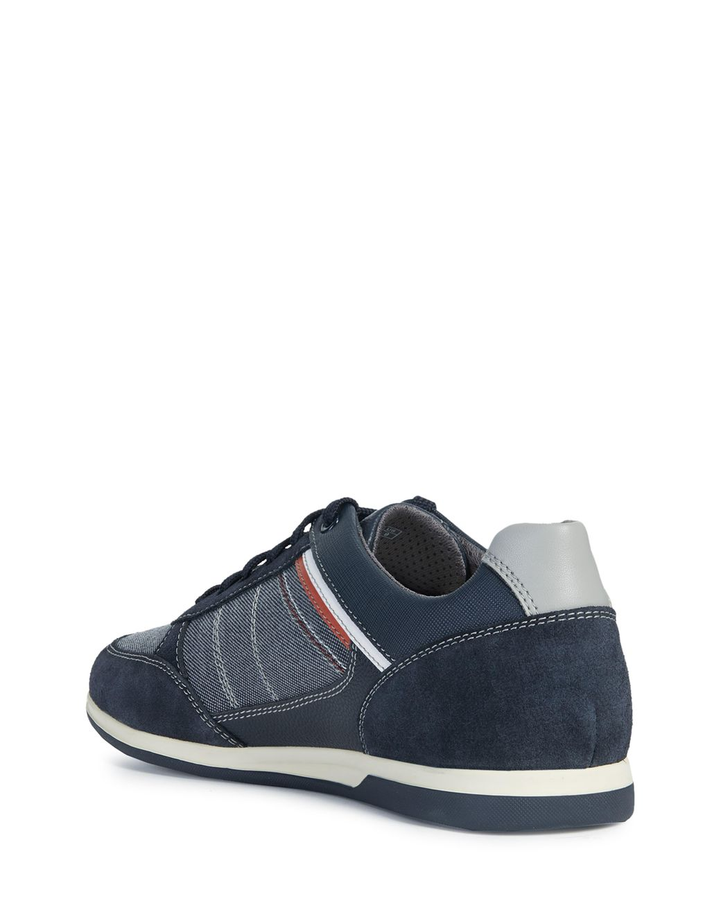 230cbc402bc Geox Renan Sneaker in Blue for Men - Save 59% - Lyst