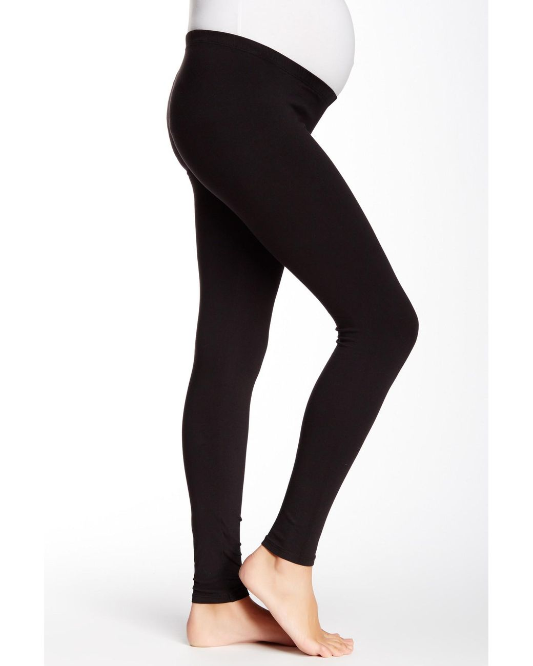 ae4de43a44713d Lamade Adin Under Belly Leggings (maternity) in Black - Lyst