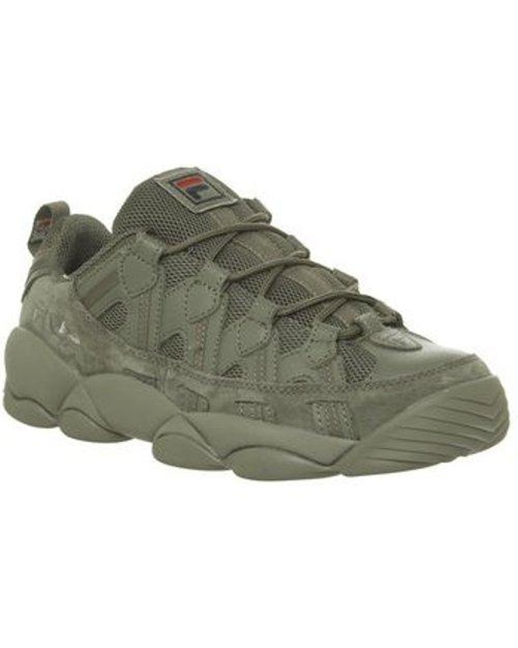 a91c0220eee28 Fila Spaghetti Low in Green for Men - Save 30% - Lyst