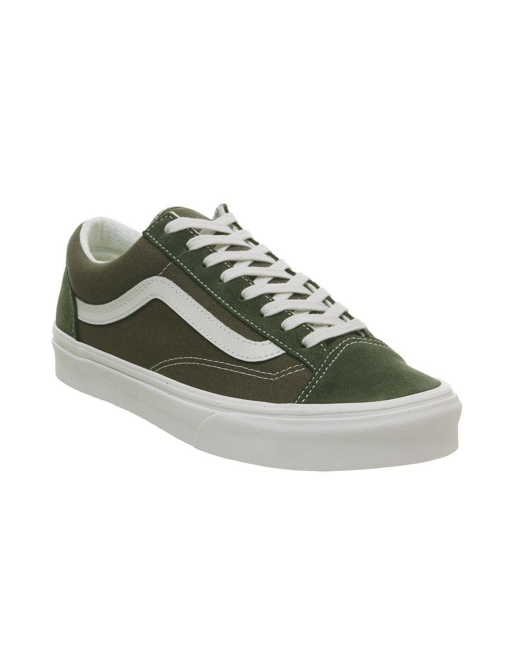 92b8f6fa12ca41 Lyst - Vans Style 36 Trainers in Green for Men