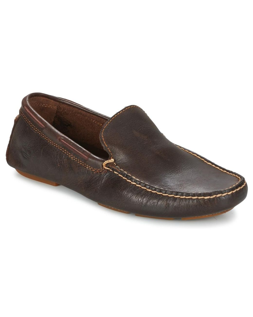 21dbeed8149 Timberland Heritage Driver Venetian Loafers   Casual Shoes in Brown ...