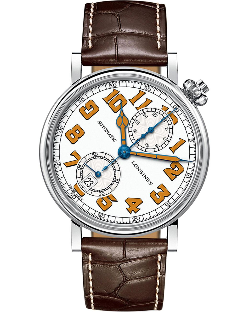 Longines Conquest Classic Leather Automatic