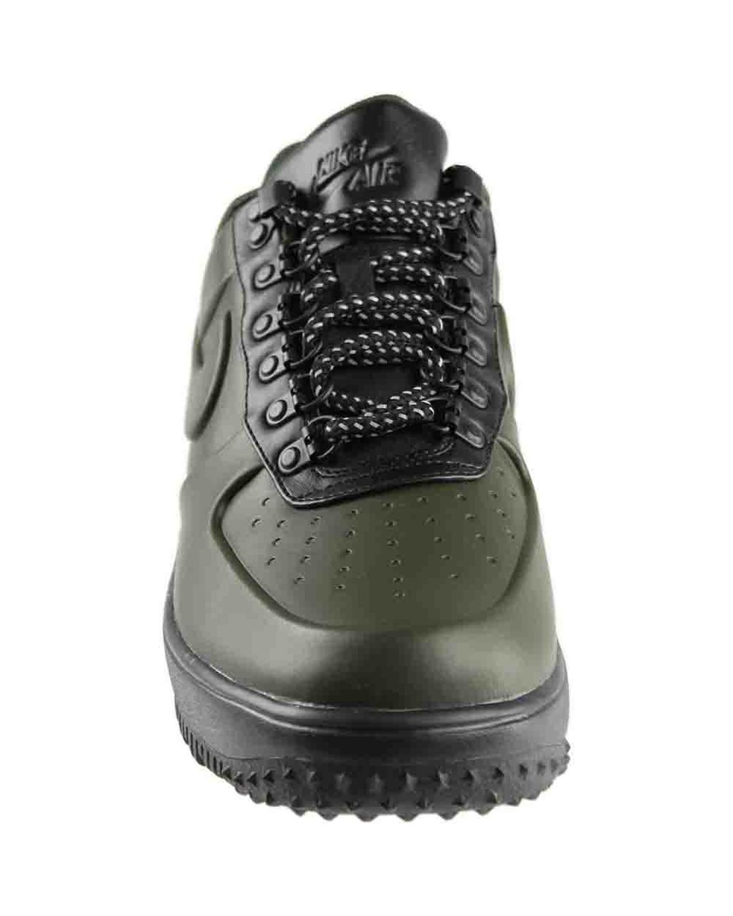 official photos d276b 22cd0 Nike Lunar Force 1 Duckboot Low in Green for Men - Lyst