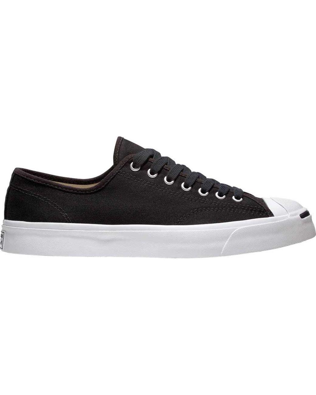 544eafdbd7dd Lyst - Converse Jack Purcell 1st In Class Ox Sneaker in Black for Men