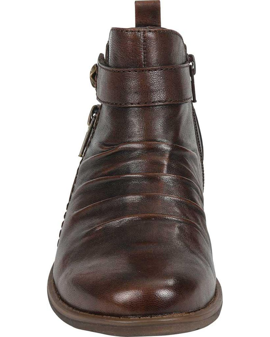 ca6c37ee286 Lyst - Earth Brook Slouch Boot in Brown - Save 40%