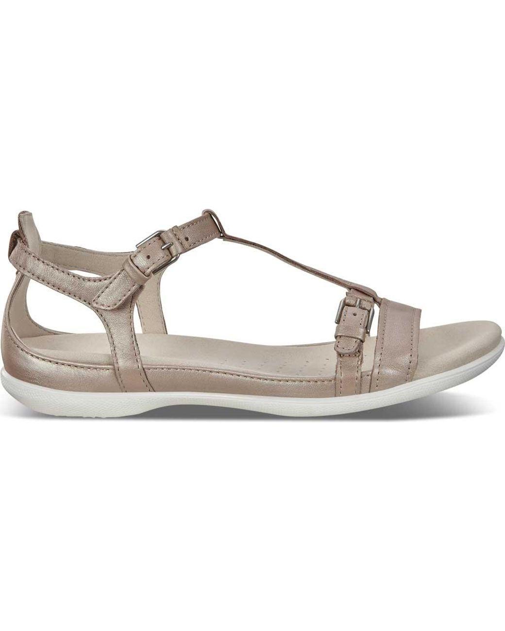 410371769ccf Lyst - Ecco Flash Buckle Sandal